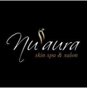 Nu Aura Salon & Skin Spa Logo